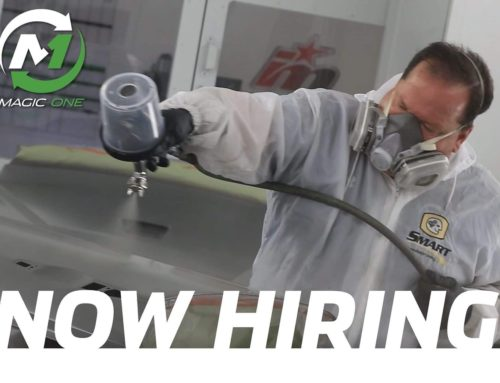 MAGIC ONE is looking for automotive painters in FLORIDA